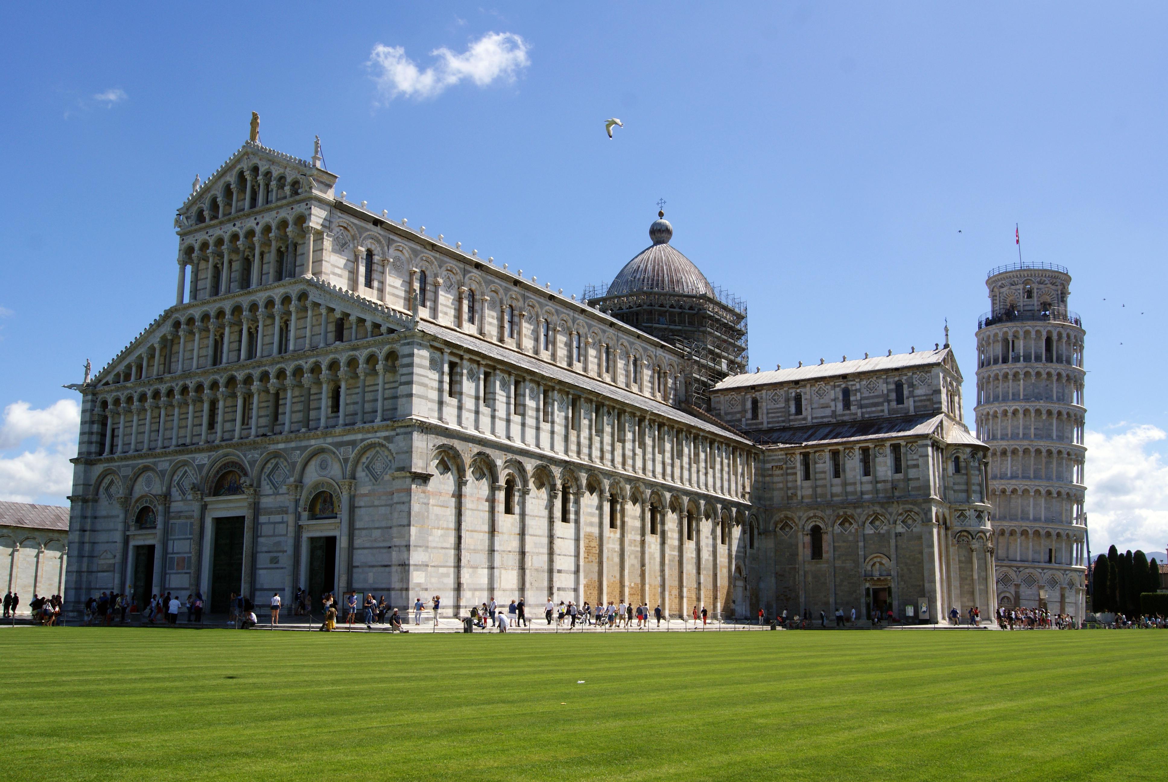 Pisa... und was man eigentlich nicht mehr sehen möchte