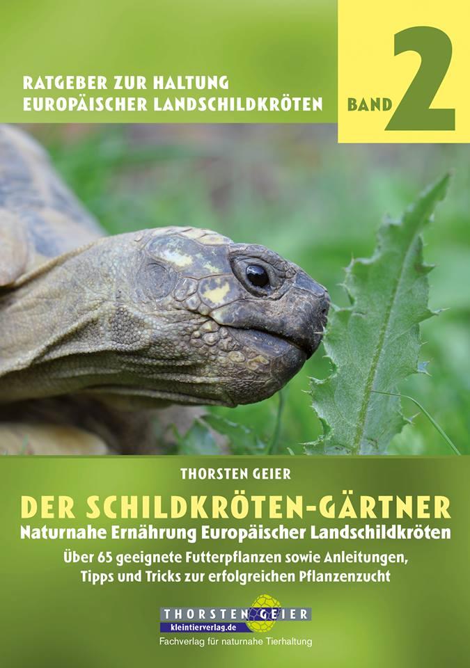 Thorsten Geiers neues Buch: Der Schildkrötengärtner