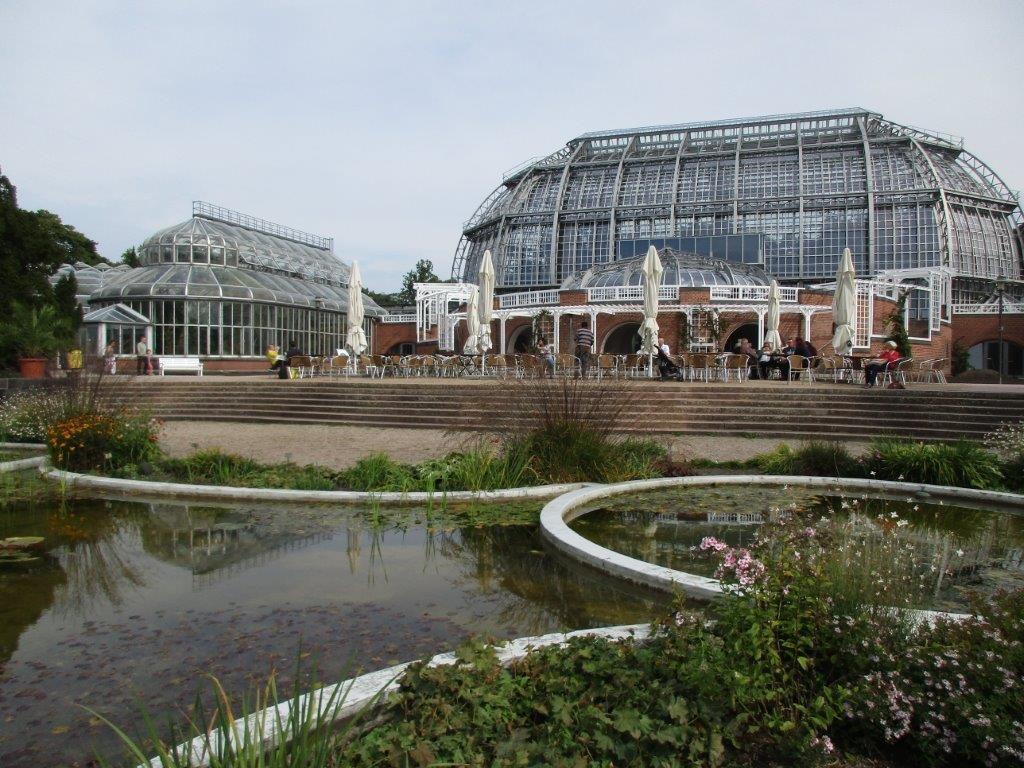Ein Besuch Im Botanischen Garten Berlin Dahlem Testudowelt