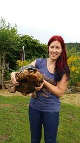 """""""Schon als kleines Kind wollte ich immer die Welt retten"""" - Ein Interview mit Alexandra Martin"""