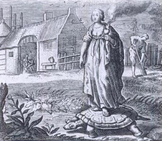 Fundstücke: Johan van Beverwijcks Van de wtnementheyt des vrouwelicken Geslachts