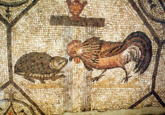 Fundstücke: Das Mosaik von Aquileia