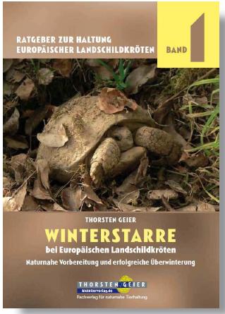 Verlagsankündigung: Thorsten Geier - Naturnahe Vorbereitung und erfolgreiche Überwinterung.