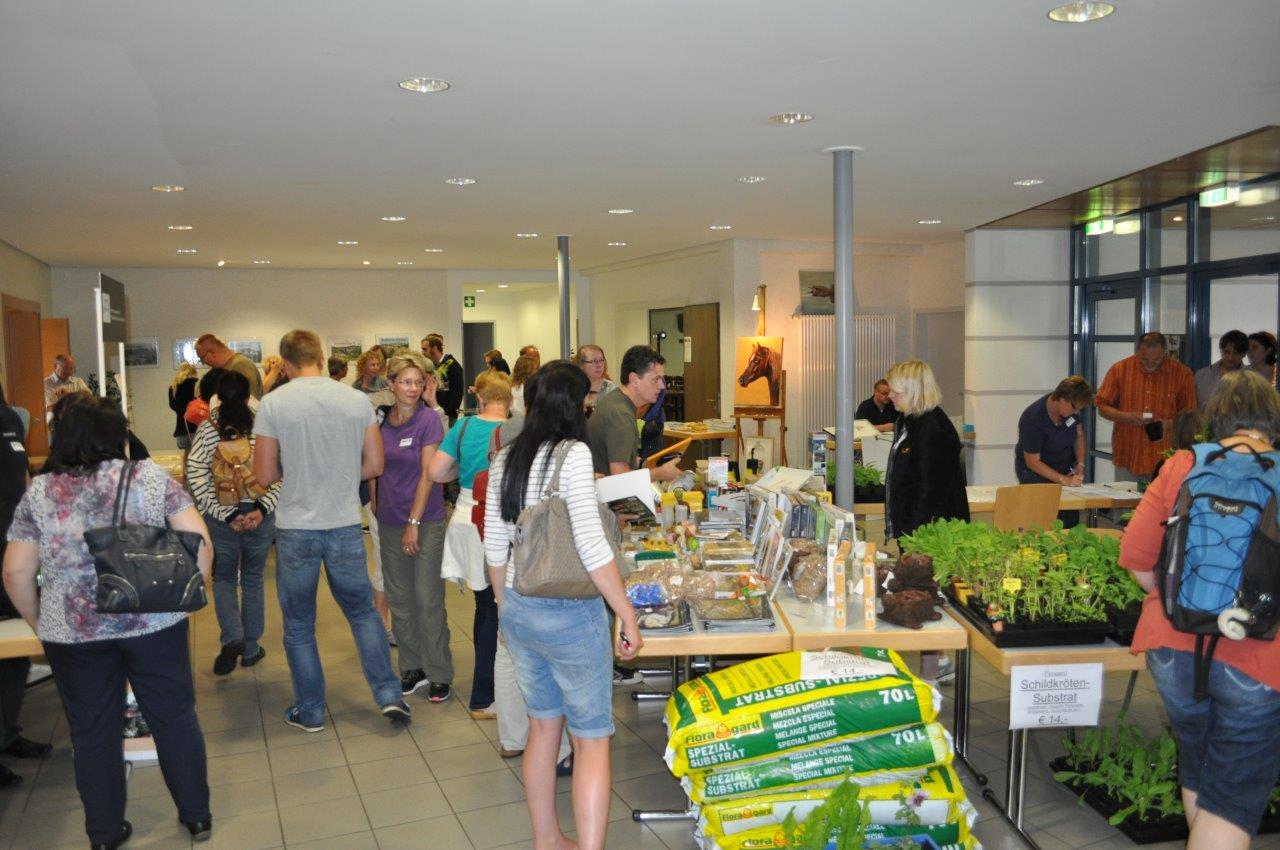 6. Gießener Schildkröten-Workshop - Ein Rückblick
