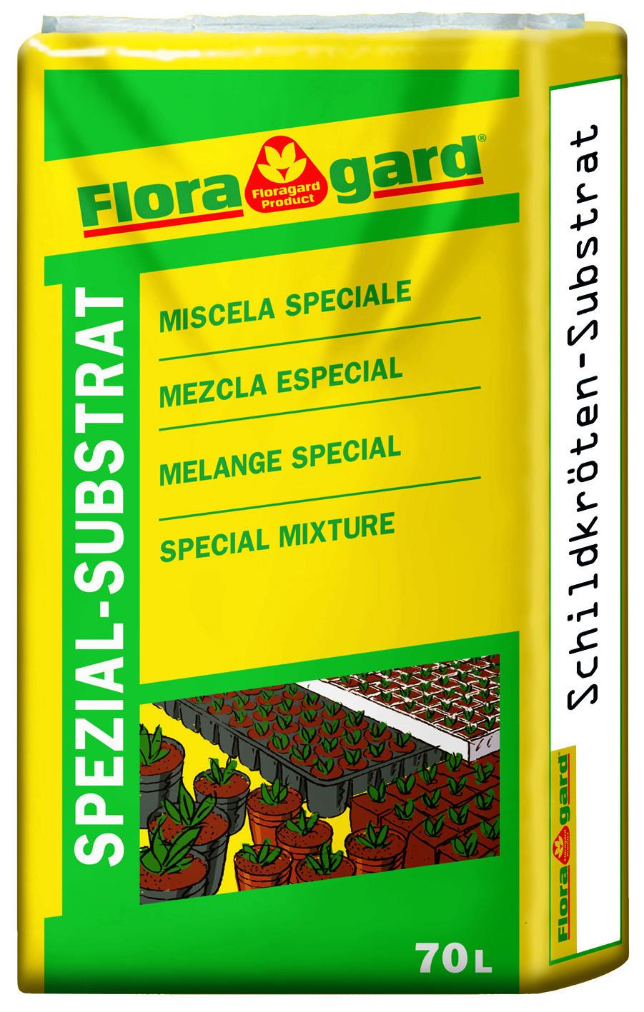 Floragard Schildkröten-Spezialsubstrat jetzt auch in Österreich erhältlich