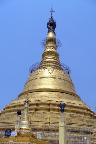Zu Besuch in Myanmar